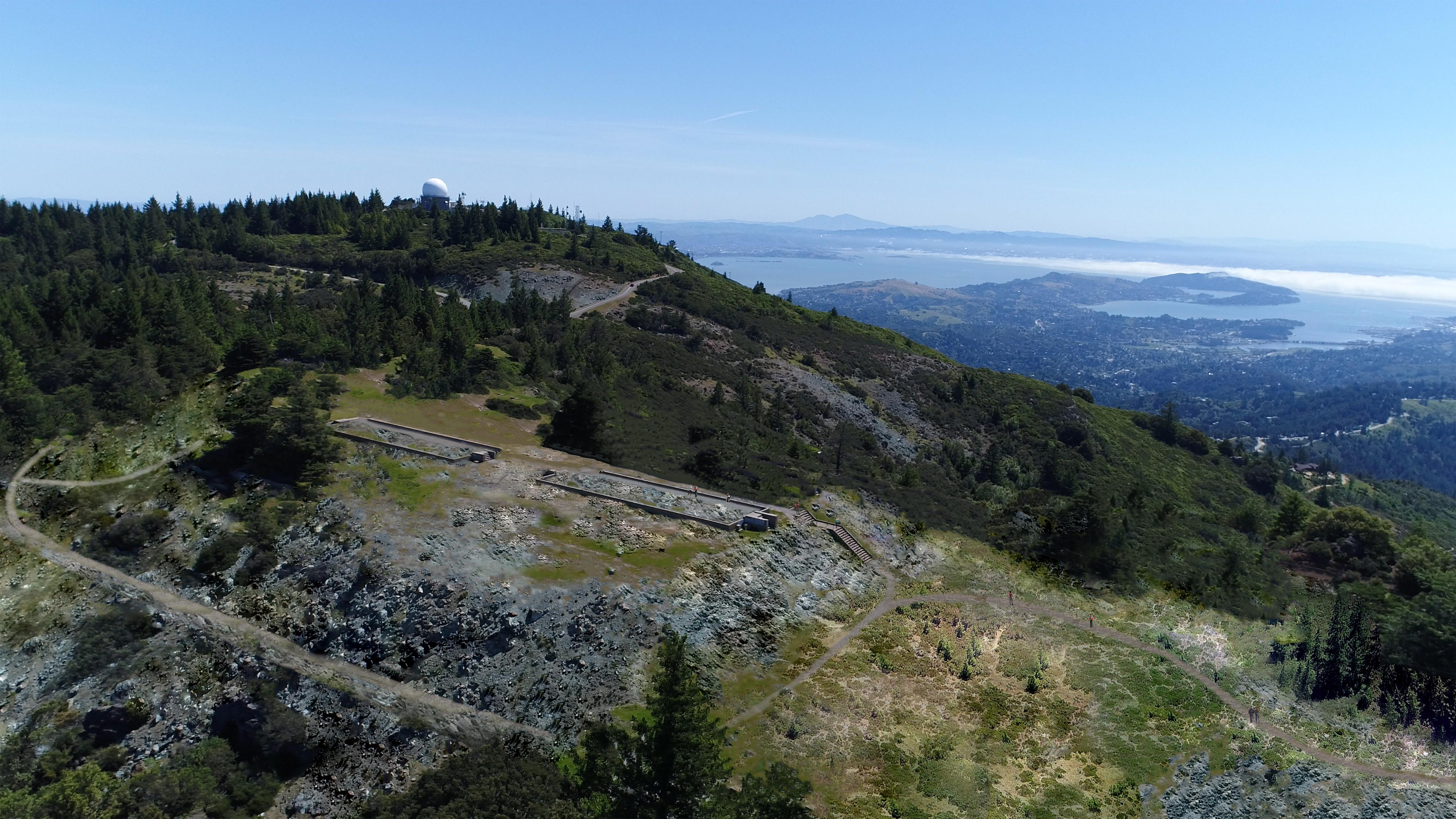 West Peak Rendering
